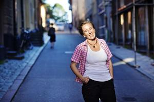 Författare Cecilia Svensson Foto: Tor Johnsson