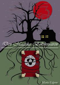 Författare Maria Edgrens bok Den magiska bokskrivaren