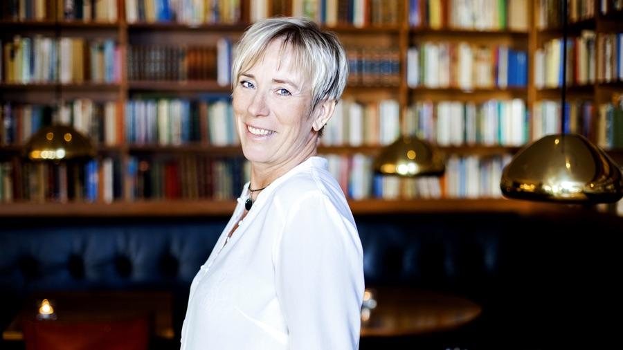 Om Cecilia Svensson, foto Orlando Go Boström