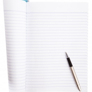 Book for writing