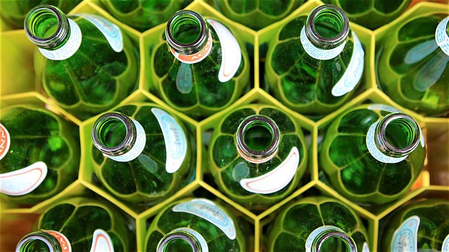 Mer alkohol i ett glas vin än i en snaps.