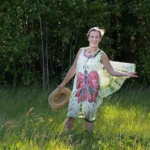 Cecilia Svensson. Foto: Maria Berg
