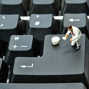 Keyboard Painter