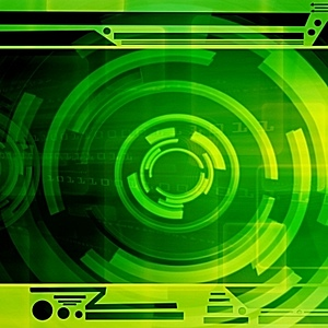 green-abstract-technology