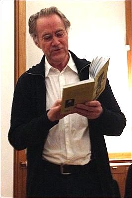 Niklas Falk läser Tack, det är bra! av Cecilia Svensson
