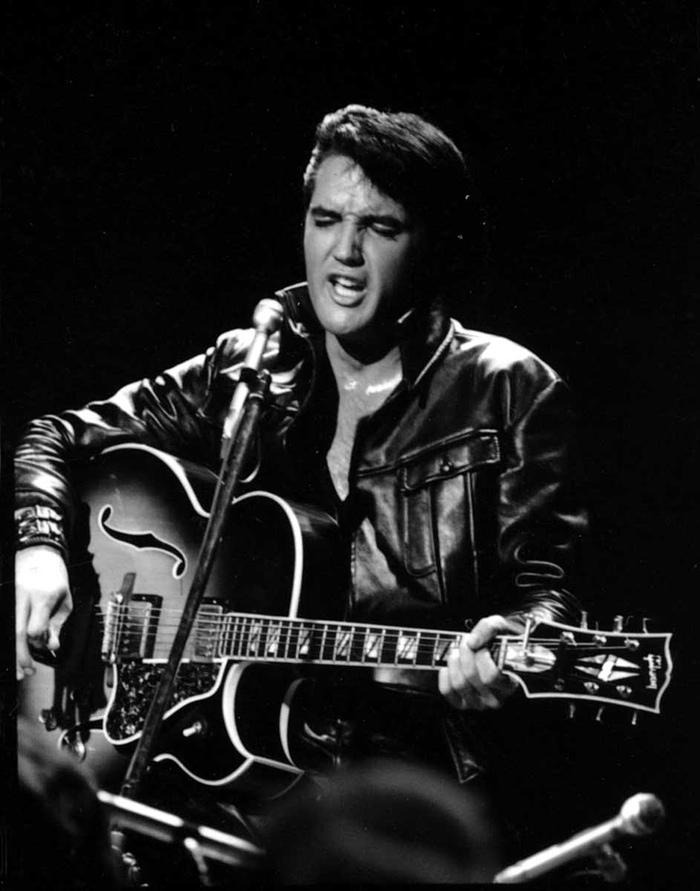 Elvis Presley, Burbank CA