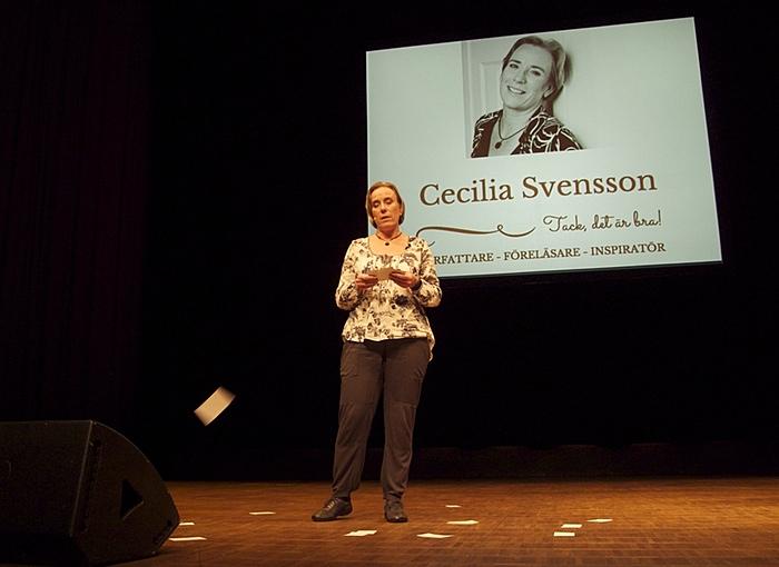 Cecilia Svensson Conventum